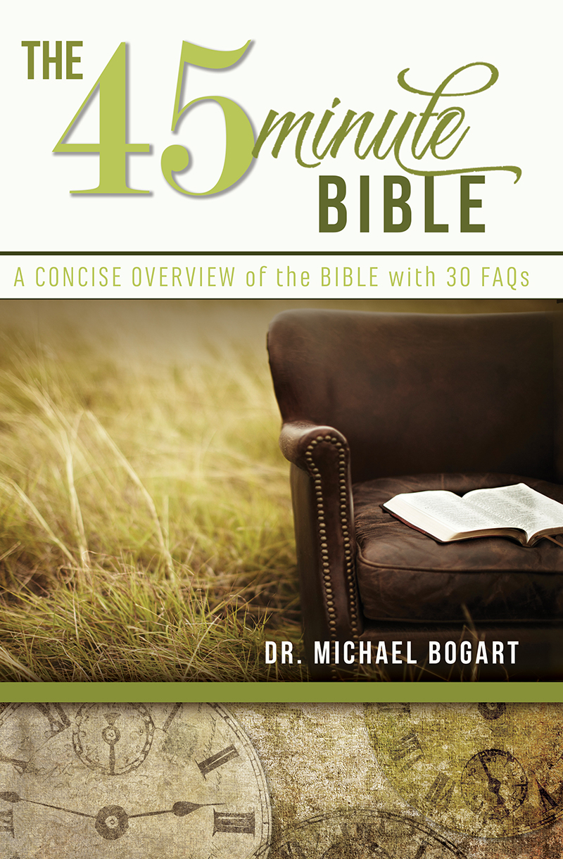 45 Min Bible Aspect Ministries Michael Bogart
