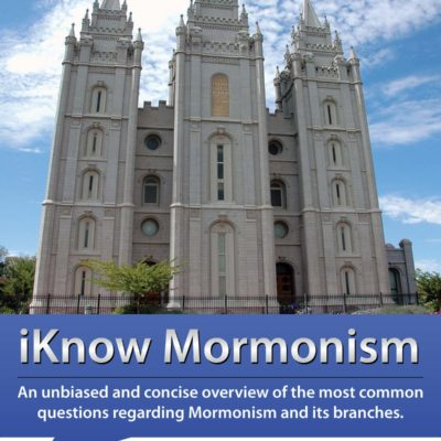 iKnow Mormonism Aspect Ministries Michael Bogart