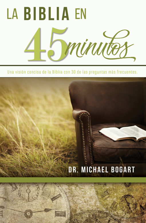 45 Min Bible Spanish Aspect Ministries Michael Bogart