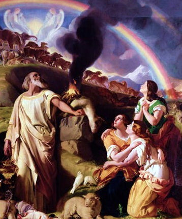 Genesis Challenge   Chapters 6-9: The Great Flood