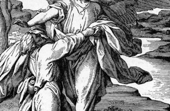 Genesis Challenge   Chapter 32: Jacob Learns to Trust