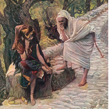 Genesis Challenge   Chapter 38: Judah's Trial of Faith