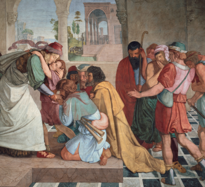 The Genesis Challenge | Chapter 45: Joseph and His Brothers Are Reconciled