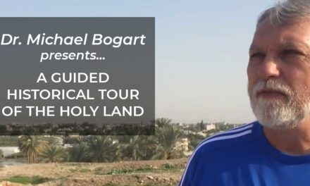 Guided Historical Tour of the Holy Land | Ancient City of Jericho (Video 1)