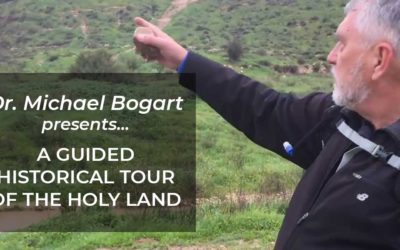 Guided Historical Tour of the Holy Land |  Dan and Qumran (Video 3)