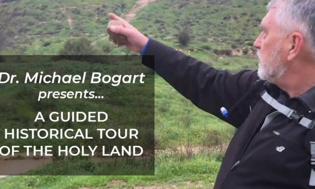 Guided Historical Tour of the Holy Land | Valley of Elah (Video 3)