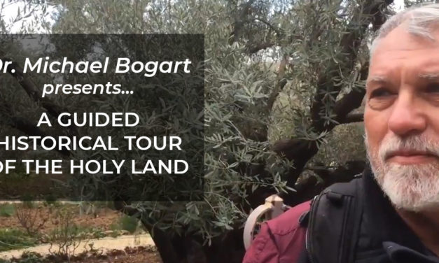 Guided Historical Tour of the Holy Land | The Garden of Gethsemane (Video 9)