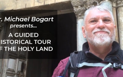 Guided Historical Tour of the Holy Land | Mary and the Church of Saint Anne (Video 4)