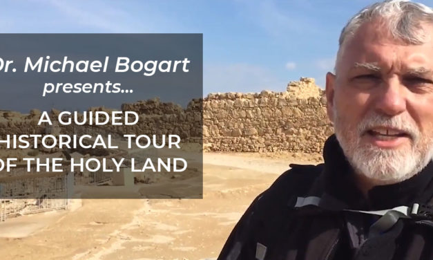 Guided Historical Tour of the Holy Land | Herod the Great & The Fortress of Masada (Video 5)