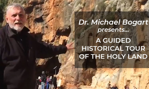 Guided Historical Tour of the Holy Land | Jesus the Son of God (Video 8)