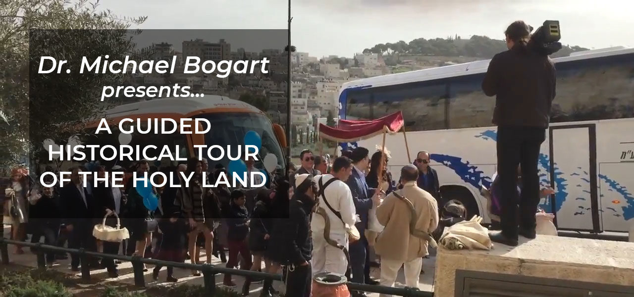 Guided Historical Tour of the Holy Land | Fun Things (Video 15)