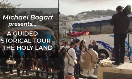 Guided Historical Tour of the Holy Land   Fun Things (Video 15)