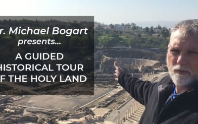 Guided Historical Tour of the Holy Land | Beit She'an and Rome's Influence (Video 11)