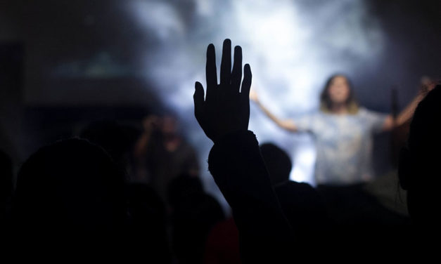 Strange Thoughts about Church Music